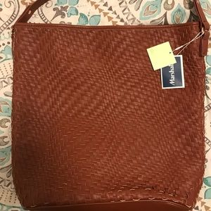 Handbags - Large brown pocketbook